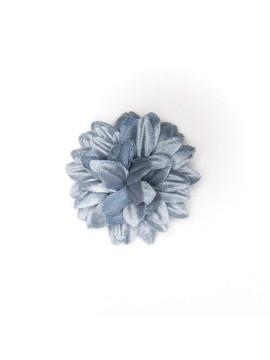 Grey Daisy Boutonniere/Lapel Flower