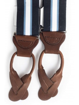 Navy/Bluewhite Stripes