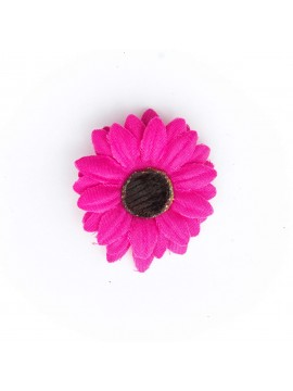 Hot Pink Baby Daisy/Vintage