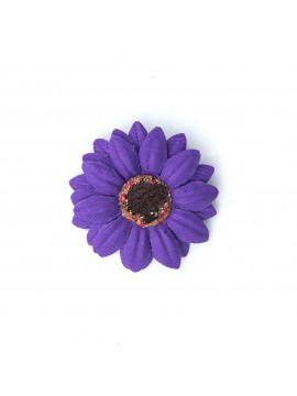 Purple Baby Daisy/Vintage