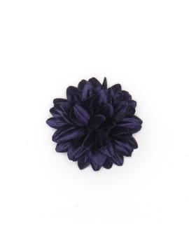 Indigo Daisy Boutonniere/Lapel Flower