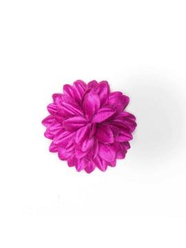 Fuschia Daisy Boutonniere/Lapel Flower