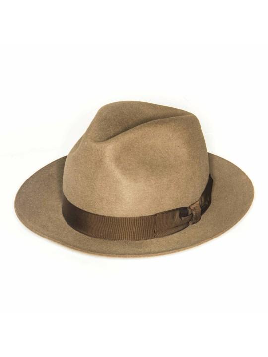 Putty Regina Lapin Fur Felt Hat