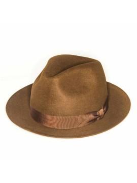 Saddle Regina Lapin Fur Felt Hat
